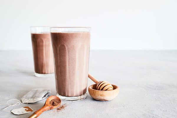 Give your chai blended beverage a chocolate twist with this recipe for our perfectly spiced Chocolate Chai Shakeology Smoothie.