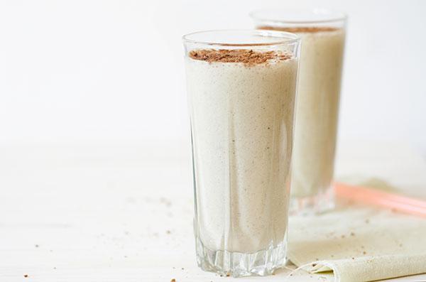 Maple Pecan Shakeology Healthy Breakfast Smoothies