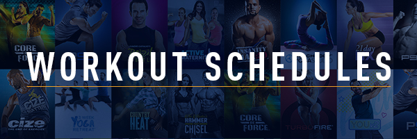 Workout Calendars and Hybrid Schedules