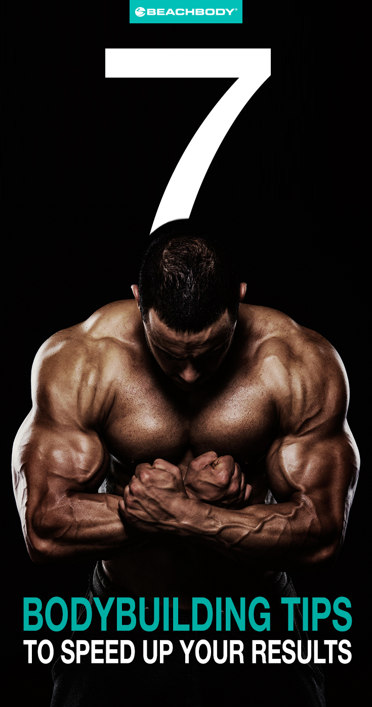 Bodybuilding Tips for Faster Results