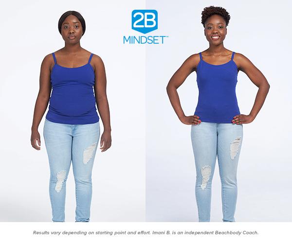 2B Mindset Results Imani