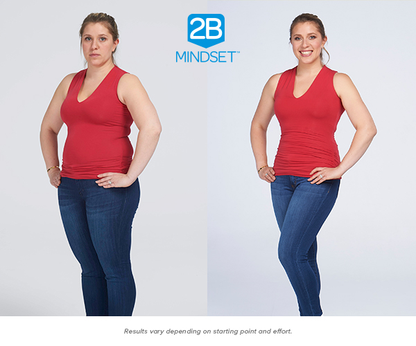 2B Mindset Results Lilian