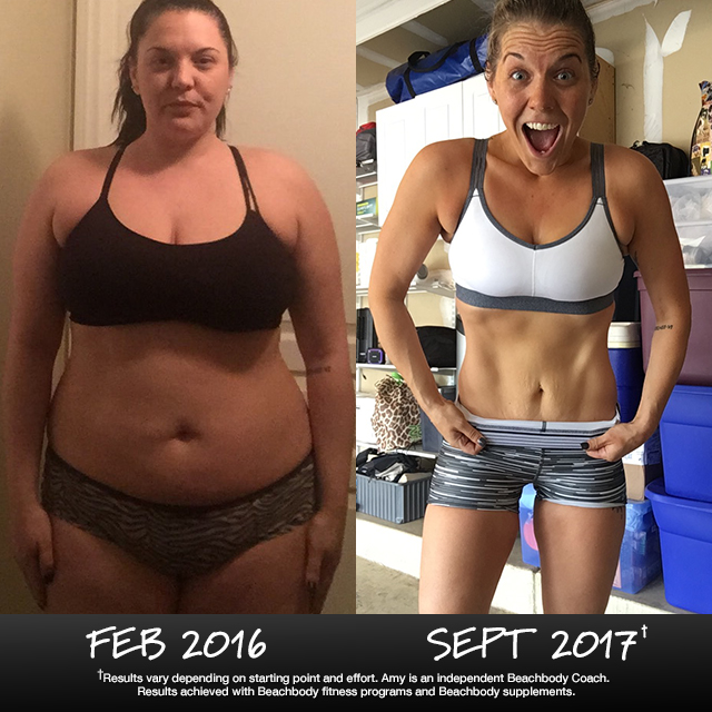 Amy Schnurbusch Lost 90 Pounds