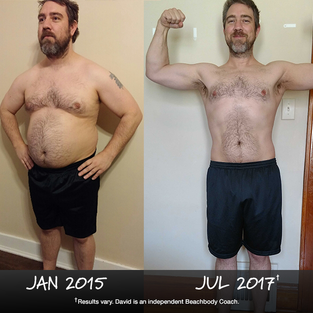 David Deneau Lost 38 Pounds
