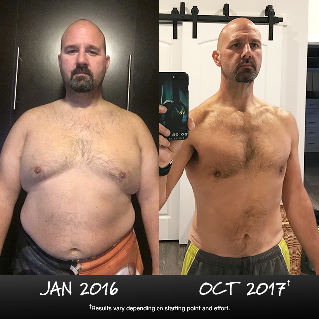 Darren Guarnaccia Lost 78 Pounds