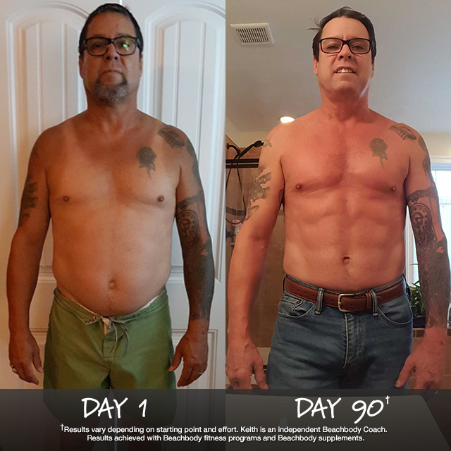 Keith Sullivan Lost 43 Pounds