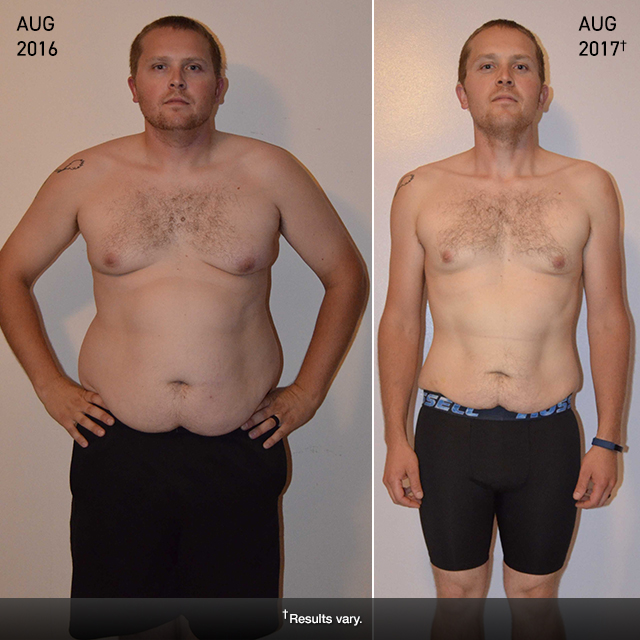 Taylor Oxendahl Lost 60 Pounds