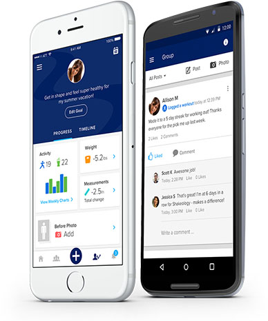 My Challenge Tracker App