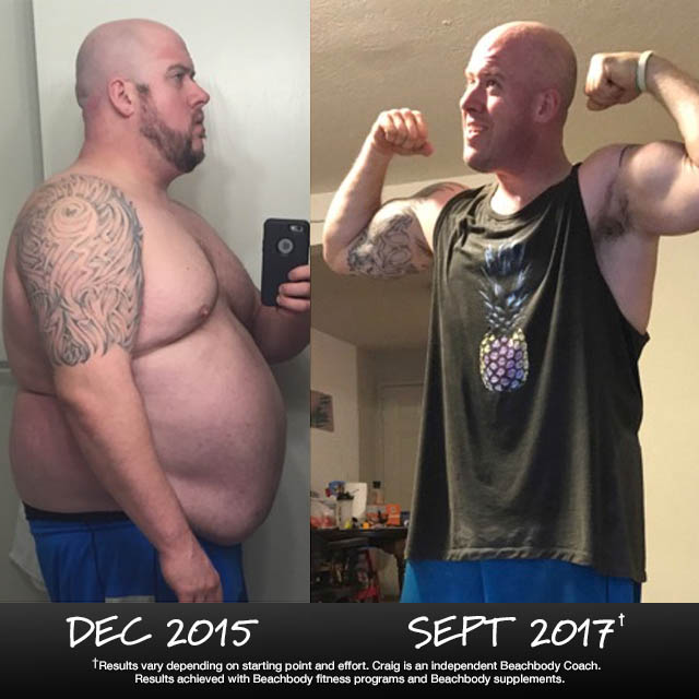 Craig Daigle Lost 132 Pounds
