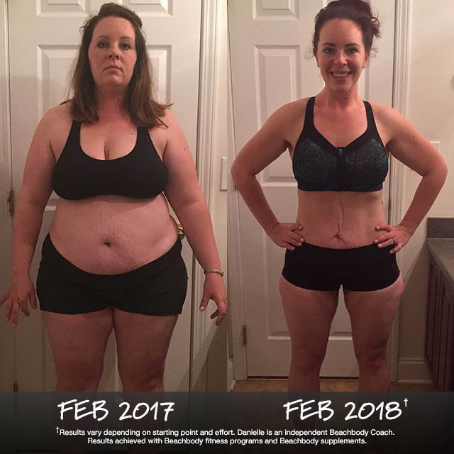 Danielle Stoltz Lost 89.9 Pounds