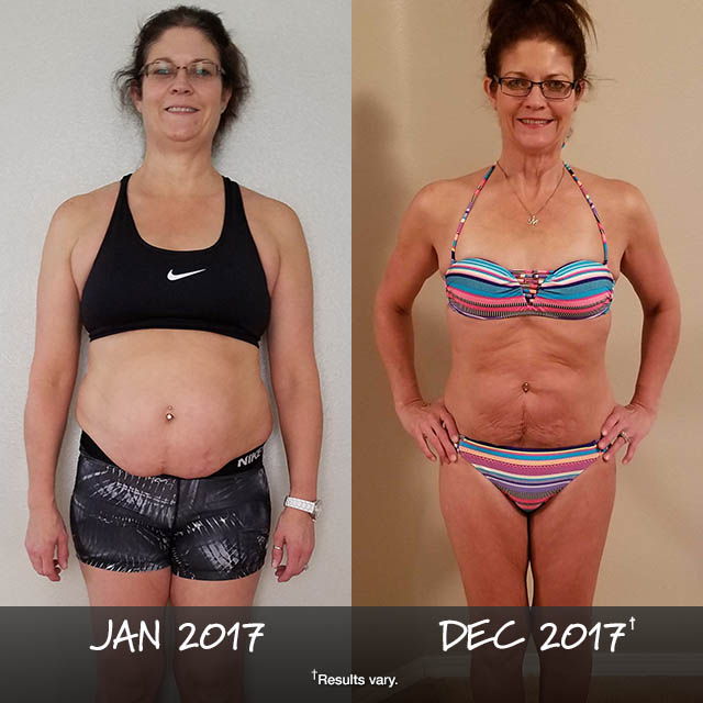 Melissa Vrbas Lost 35.5 Pounds
