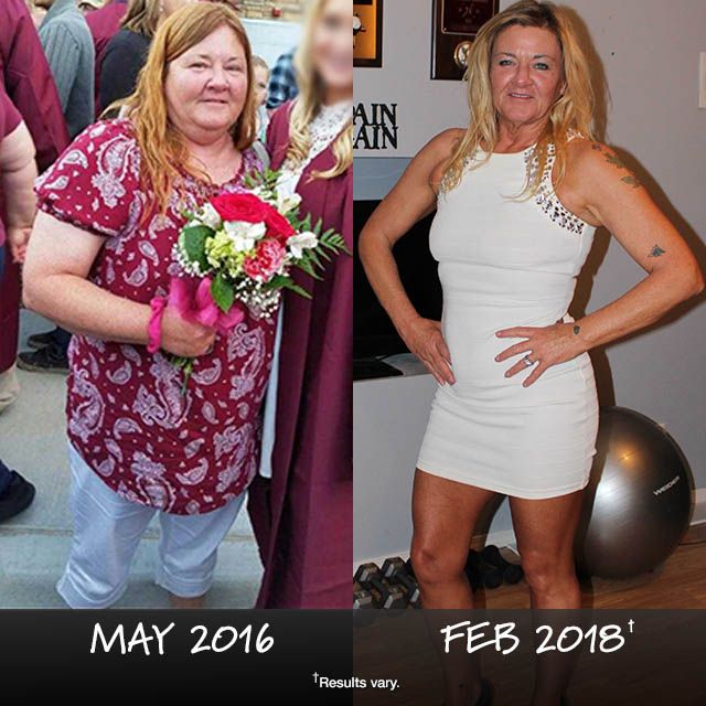 Sonya Smith Lost 102 Pounds