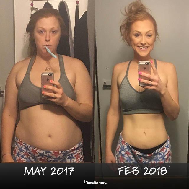 Veronica Schoor Lost 78.3 Pounds