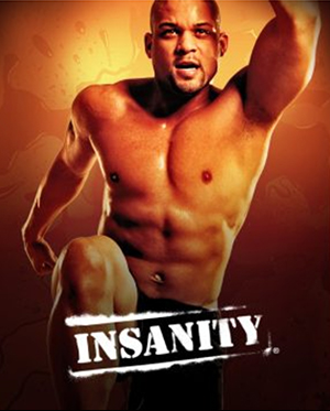 Insanity | Shaun T | Cardio workout at home