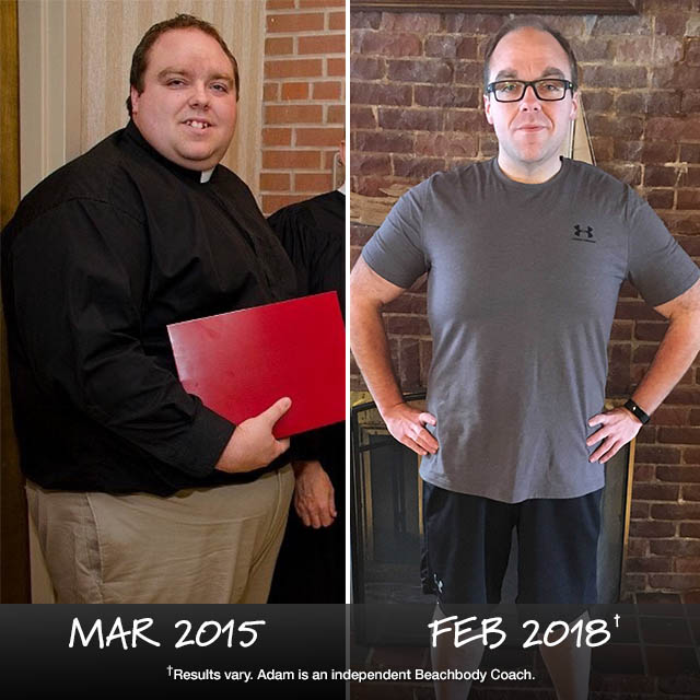 Adam Snook Lost 226 Pounds