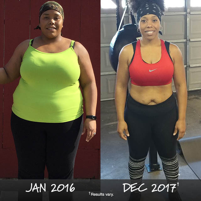 LaNisha Stokes Lost 117 Pounds