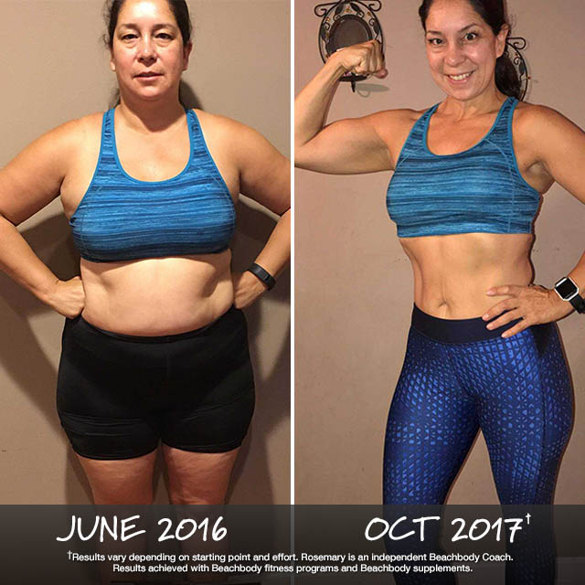 Rosemary Silva Lost 64 Pounds