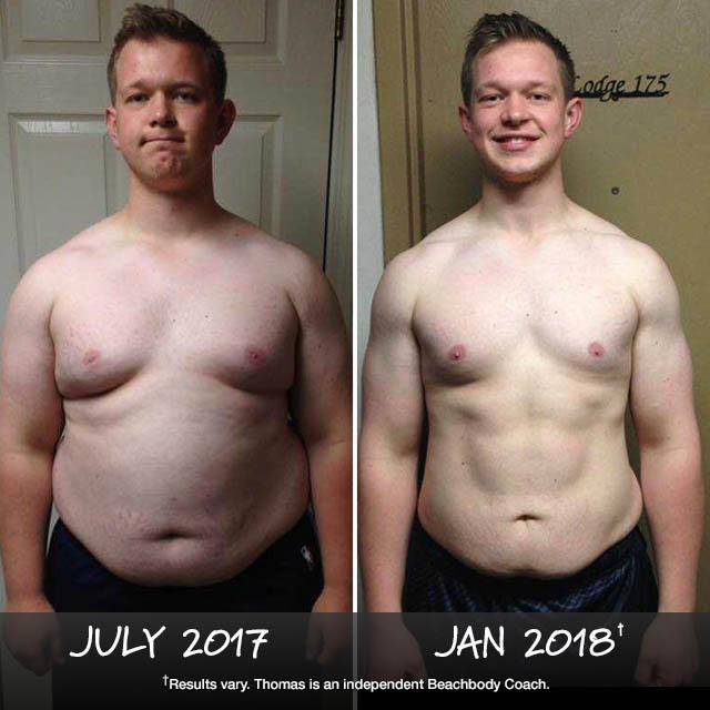 Tommy Mason Lost 77 Pounds