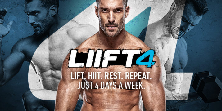 Offers Now Available: Lift, HIIT, Rest, Repeat With LIIFT4!
