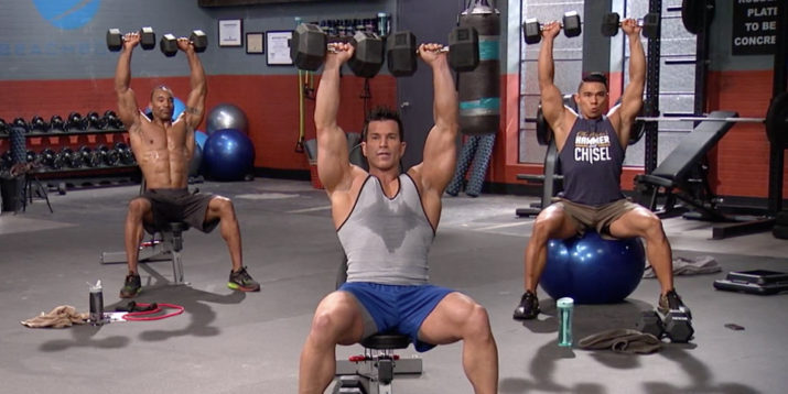 How to Do a Dumbbell Military Press With Perfect Form