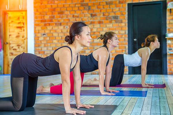 Hot Yoga - Types of Yoga