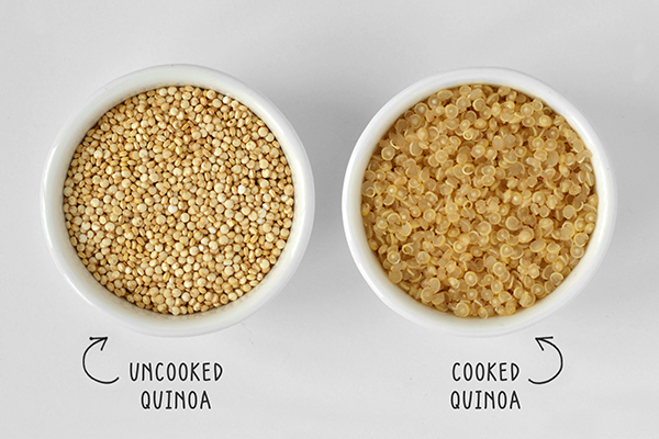 Quinoa recipes for meal prep