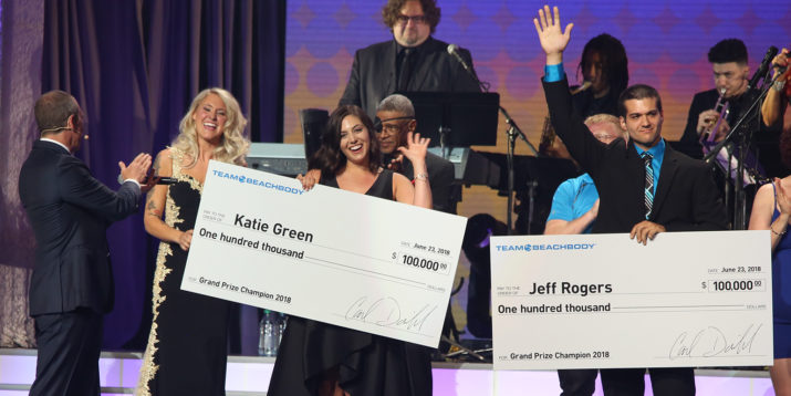 83dd43bf79 They Achieved Their Goals and Won $100,000! | The Beachbody Blog
