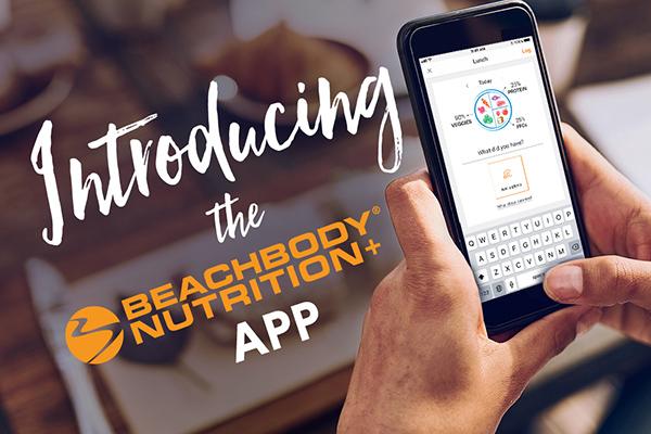 Nutrition+ app