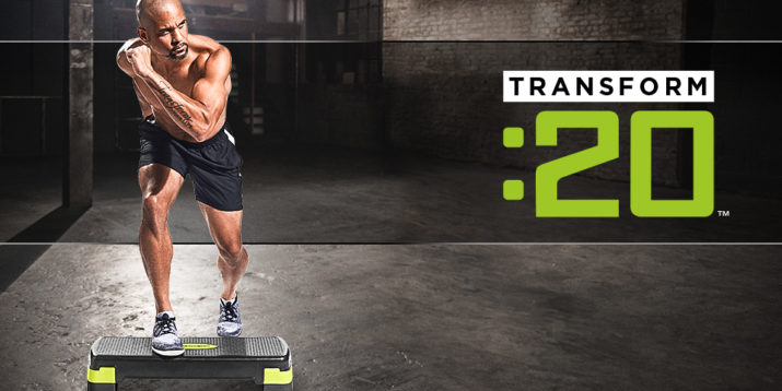 New Shaun T Workout 2020 Transform :20 — Get Ready for Your Transformation | The Beachbody Blog