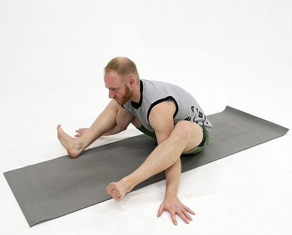 kurmasana | tortoise pose | ashtanga yoga