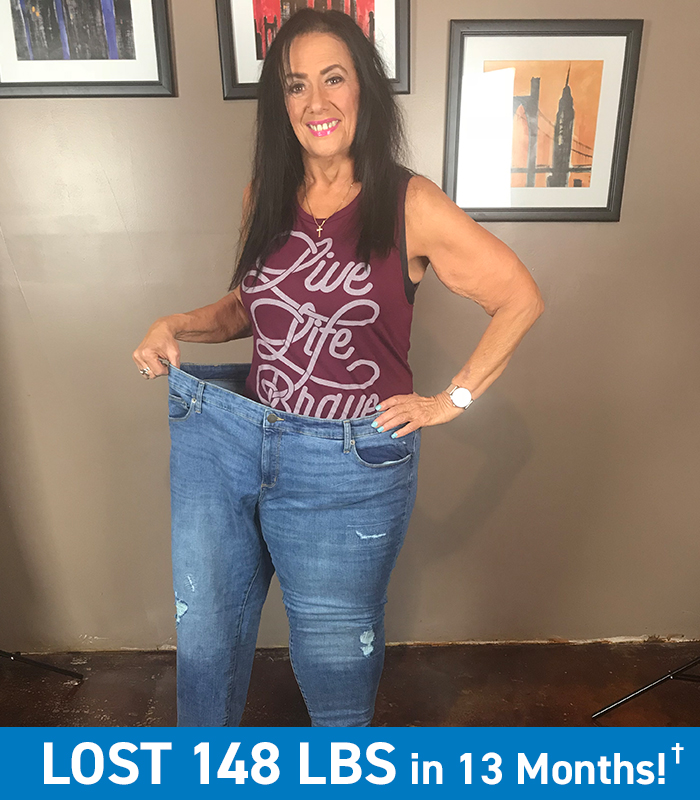 Karen Lost 148 Pounds With Beachbody Programs