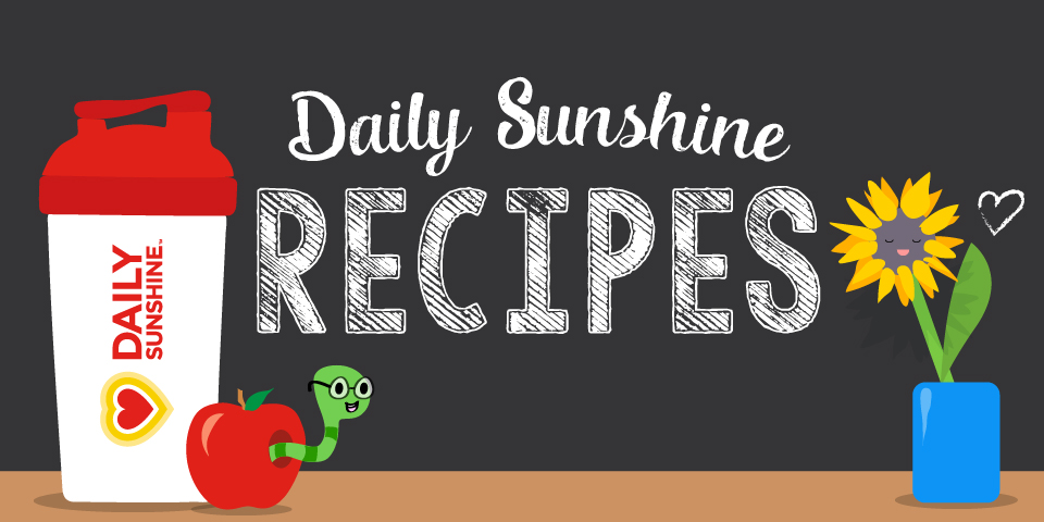daily sunshine recipes: smoothies, smoothie bowls, pops and more