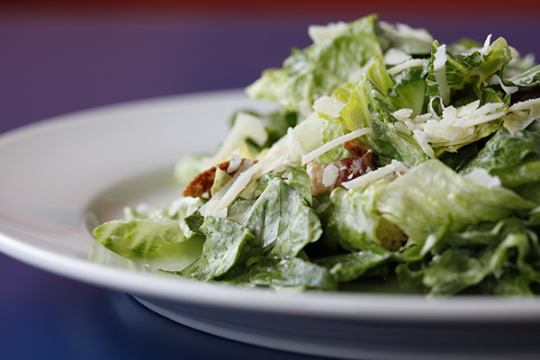 Creamy Lemon Caesar Dressing
