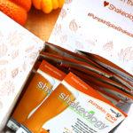 Pumpkin Spice Vegan Shakeology packets