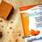 Pumpkin Spice Vegan Shakeology bars