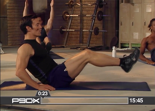 P90X Ab Ripper X - Wide In and Out Abs