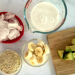 Creamy Tropical Shakeology smoothie