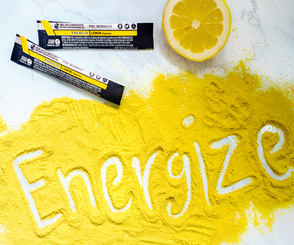 Beachbody Energize supplement