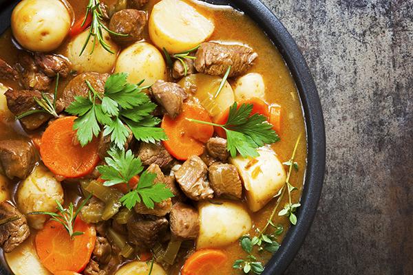 Instant Pot Irish Stew Recipe