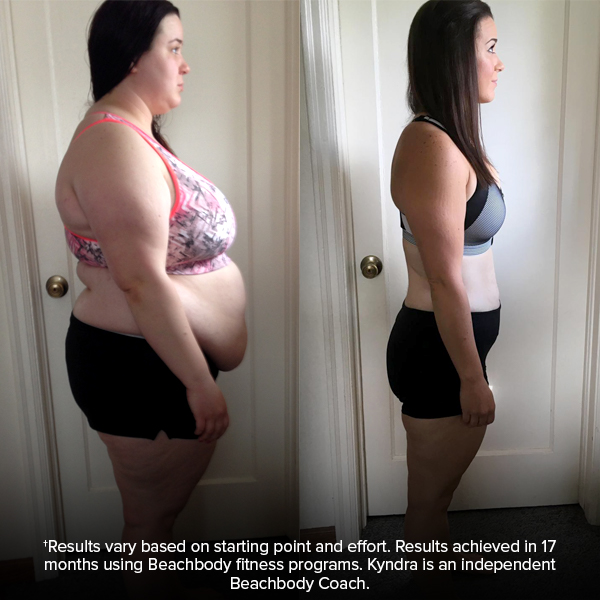 Beachbody Before and After Results