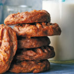 Peanut Butter Sweet Potato Cookies
