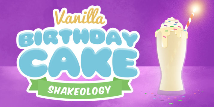 Vanilla Birthday Cake Shakeology