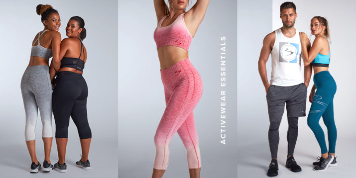 Athletic Clothes Beachbody Activewear Apparel