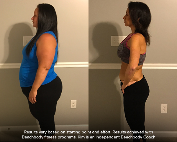 Beachbody On Demand results