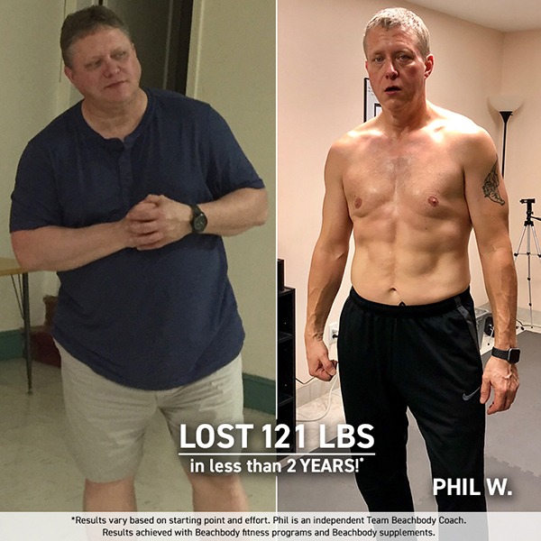 Beachbody Challenge runner-up