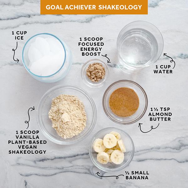 Goal-Achiever-Shakeology