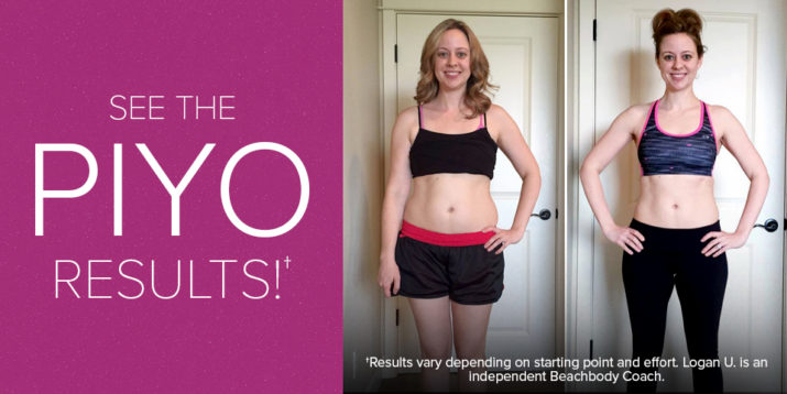 PiYo Results - Before & After Success Stories (with PHOTOS