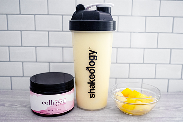 Pina-Colada with Collagen Boost