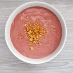 Strawberry Shakeology Collagen Smoothie Bowl