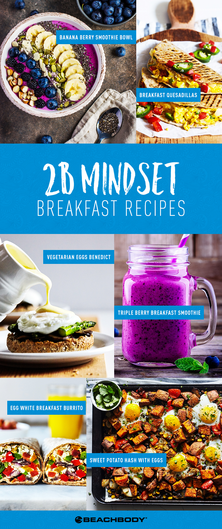2B Mindset Recipes